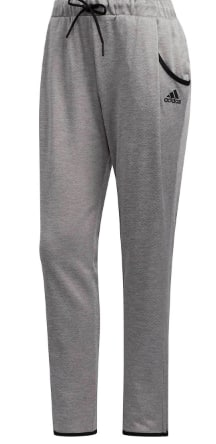 adidas Women's Team Issue 7/8 Pants (grey) $12.48, adidas Youth X Lesto Shin Guards $3, adidas Boys' Jacket (black) $12.49, Women's adidas Sweatshirts $15 & More + Free S/H on $25+