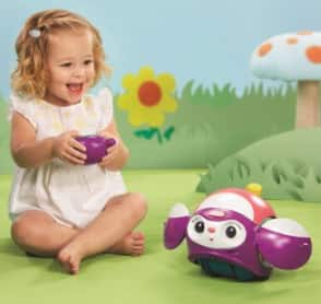 Little Tikes Spinning RC (pink) $12, Little Tikes 2-in-1 RC Dozer Racer $12.97, Carry & Launch Car Case w/ 6 Die Cast Cars $9.97 & More + Free S/H on $35+