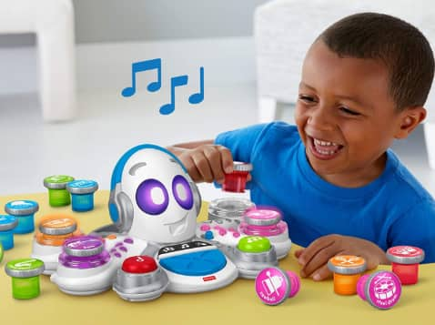 Fisher-Price Think & Learn Rocktopus $22.70 + Free S/H w/ Prime, or Free S/H on $25+