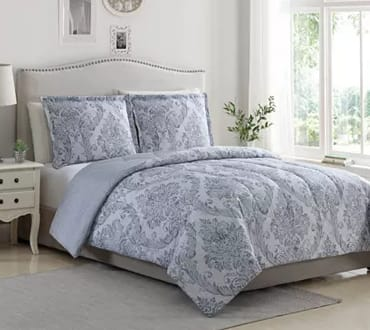 Pem America or Ellison First Asia Comforter Sets: 3-Piece Full/Queen (various) $20.98, 2-Piece Twin (various) From $20.98 + Free S/H on $25+