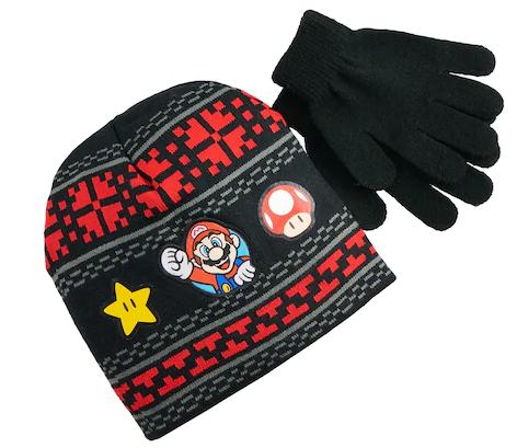 Kohl's Cardholders: Boys' Hat & Glove Sets (Super Mario, Avengers, Star Wars & More) $5.60, Girls' Hat & Glove Sets (Unicorn, Cat, Llama & More) $5.88 & More + Free S/H