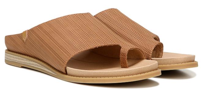 Dr. Scholl's Shoes: Extra 50% Off Sandals: Women's Katie Slide Sandals (3 colors) $16.47, Women's Freeform Sandals (2 colors) $16.47 & More + Free S/H
