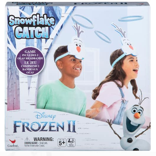 Kids' Games: Disney Frozen 2 Up & Active Olaf Snowflake Catch Game $4.88 & More + Free Store Pickup at Walmart, or Free S/H on $35+