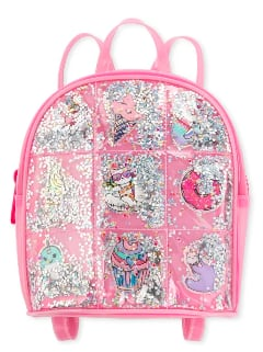 Children's Place: Girls' Mini Backpacks (various) $5 & More + Free S/H