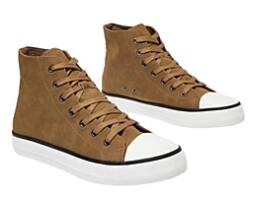 Cotton On Men's Tyler High Top Sneakers (various) $17.49, Cotton On Men's Axell Skate Sneaker Shoes (various) $17.49 & More + Free S/H on $25+