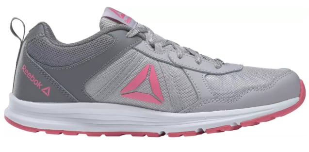 Reebok Kids' Pre-School or Grade School Almotio 4.0 Running Shoes (various colors) $9.98, DSG Kids' Grade School Segundo Lace Shoes (various colors) $10 + Free S/H on $49+