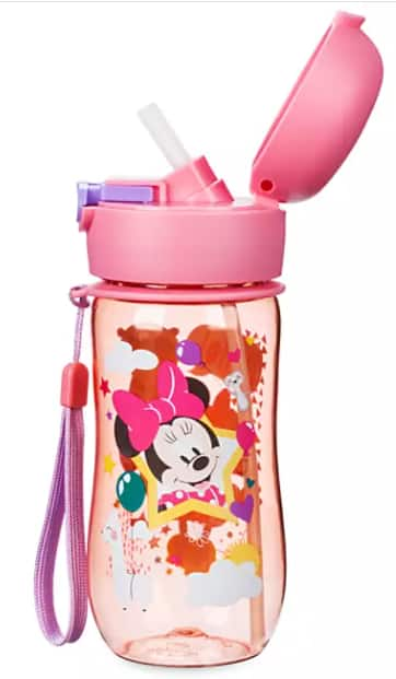 shopDisney Up to 40% Off Sale: Flip Top Kids' Water Bottle (Minnie, Frozen 2 & More) $6.96, Mickey Americana Light-Up Necklace $9.59, Aurora Swim Bag $7.49 & More + Free S/H