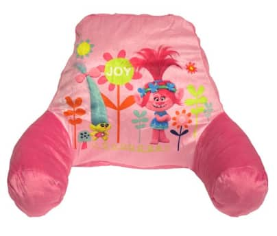 Dreamworks Trolls Girls' Poppy Fields Backrest Pillow $12.97, 2-Piece Trolls Toddler Girls' Tank Top & Tutu Skirt Outfit Set $8 & More + Free S/H on $35+