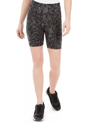 INC International Concepts Women's Bike Shorts (various prints) $7.69 + Free S/H on $25+