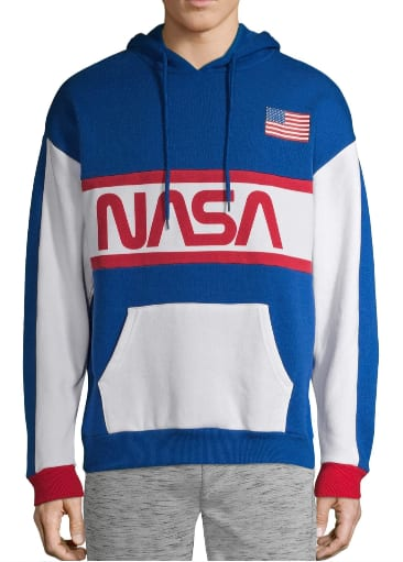 Men's Graphic Hoodies (NASA or Pac-Man) $12 Each & More + Free S/H on $35+