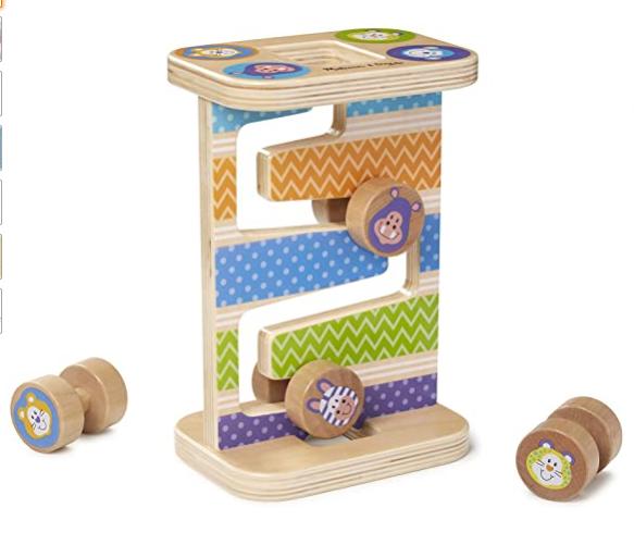 Melissa & Doug Toys: Safari Zig-Zag Tower $11.00, Pull & Play Xylophone $9.67 + Free S/H w/ Prime or Free on $25+