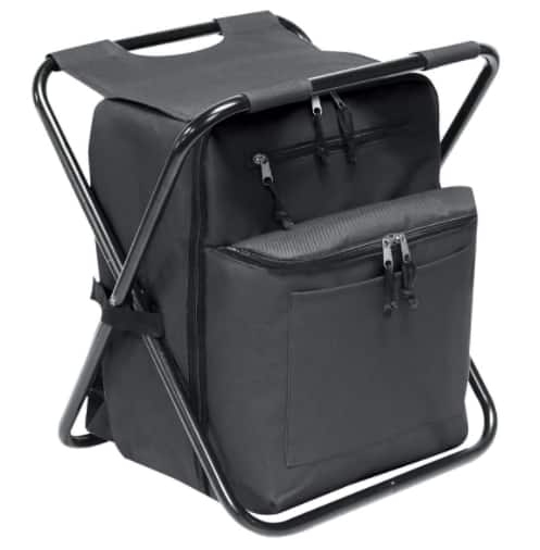 Preferred Nation Seated 12-Can Cooler Backpack (black) $25.30 + Free Shipping