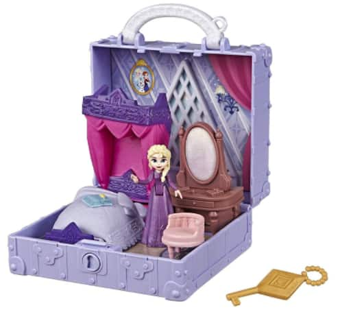 Disney Frozen Pop Adventures Play Sets w/ Accessories: Elsa's Bedroom $10.57, Anna's Village $10.85 + Free S/H w/ Prime or Free on $25+
