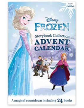 Storybook Collection Advent Calendar w/ 24 Paperback Books: Disney Frozen $18, Nickelodeon $15.20, Marvel $20 + Free S/H w/ Prime or FS on $25+