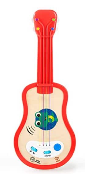 Baby Einstein Toys: Magic Touch Ukulele Wooden Musical Toy $14 & More + Free S/H w/ Prime or FS on $25+