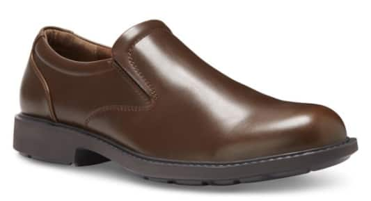 Camden Rock Men's Cliff Slip On Loafer Dress Shoes (brown) $11.69 & More + Free Shipping w/ Walmart+ or FS on $35+