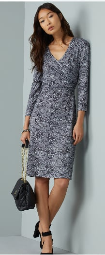 Women's Dresses: C. Wonder Long Sleeve Lace Wrap Dress (2 colors) $9 , Terra & Sky Plus Size Dress (various) From $8 & More + Free S/H w/ Walmart+ or FS on $35+