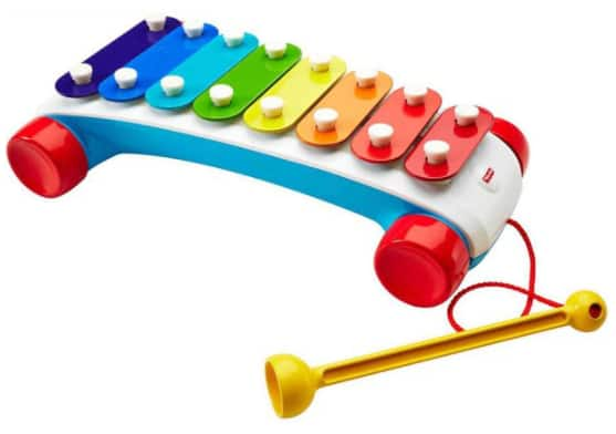 Fisher-Price Classic Xylophone $6  & More + Free Shipping w/ Walmart+ or Free Shipping on $35+