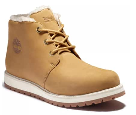 Timberland Men's Richmond Ridge Waterproof Chukka Boots (wheat or brown): $52.50 (Retail: $140) or less w/ SD Cashback + Free S/H