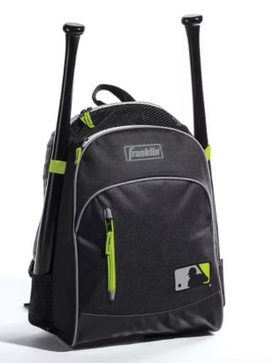 Franklin Sports Youth Bat Backpack w/ Dual Bat Storage $11, Rawlings Youth Bat Backpack w/ Dual Bat Storage $12.09 + Free Store Pickup at Target or FS on $35+