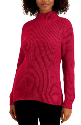 Style & Co Women's Sweaters (various colors & styles) $7.96 & More + Free Store Pickup at Macy's or FS on $25+
