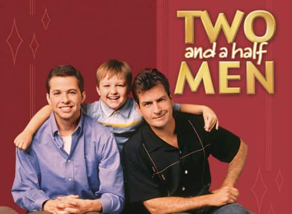 itunes Two and a Half Men: The Complete Series $49.99