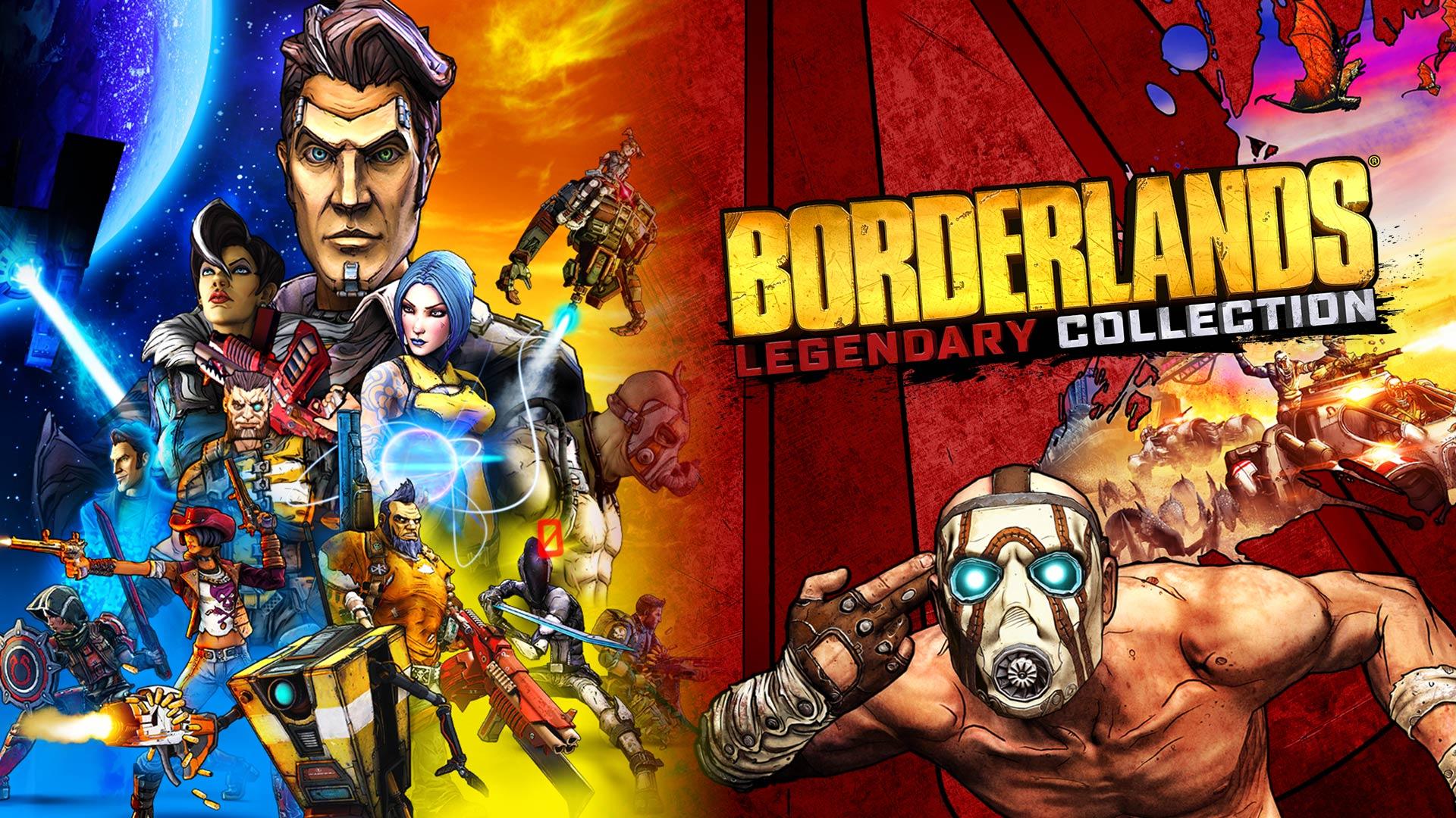 Borderlands Legendary Collection for Nintendo Switch - Nintendo Game Details $25