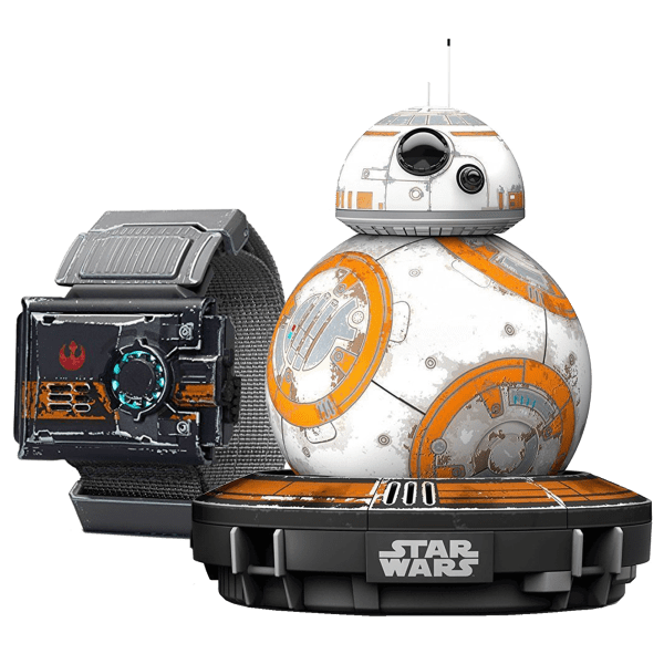 Sphero BB8 Special Edition w/  Force Band  69.00 + 5 shipping (meh) $74