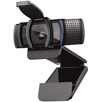 Logitech C920s Pro HD Webcam $64.99 With Free Shipping @ Quill.com