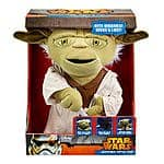 Star Wars 16 Inch Action Yoda $19.99@TOYS R US     WAS $59.99