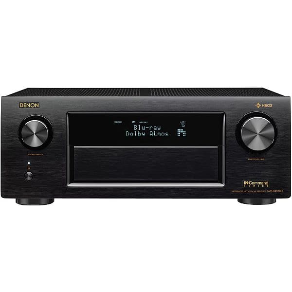 Denon AVRX4300H 9.2 Channel Full 4K Ultra HD AV Receiver with Built-in HEOS - $674 (FS + no tax in most states)