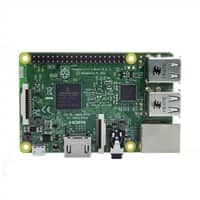 Raspberry pi 3 board $24.99 AC +tax *In-Store Only* at Microcenter