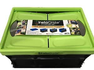 Costco insta crate 12 gallon storage bin for $7.99 less manufacturers discount of $1.50 =$ 6.50 plus tax B&M YMMV