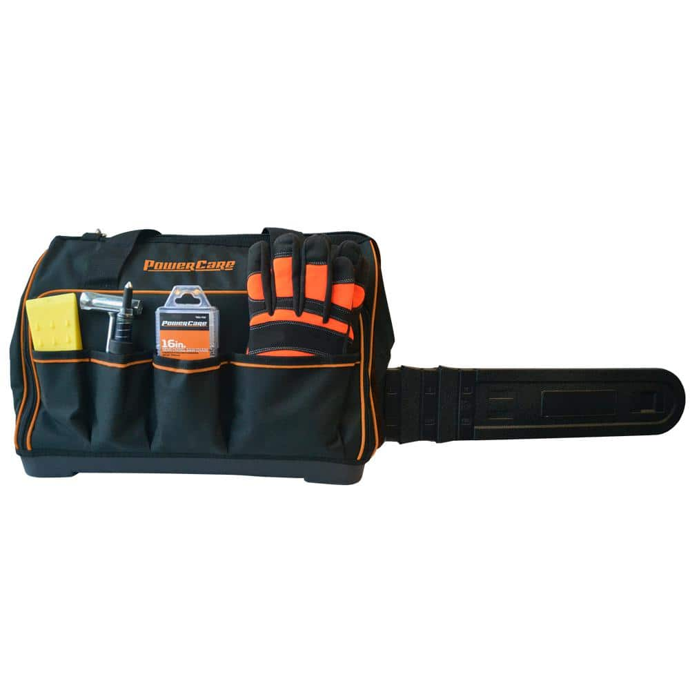 TriLink Chainsaw Carry Bag @ Home Depot | $10.03+tax YMMV In-Store ONLY