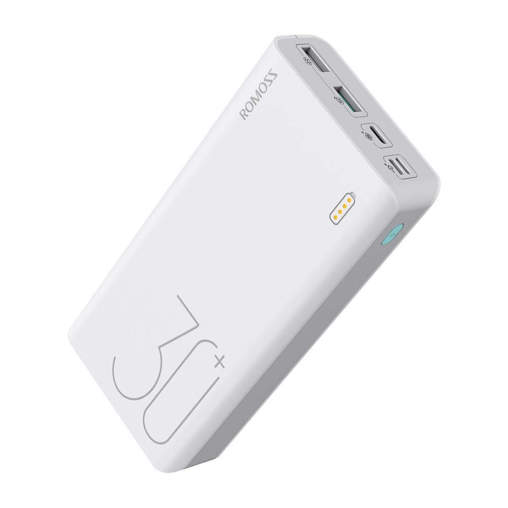 ROMOSS 30000mAh 18W Fast Charge Type-C PD Portable Charger Sense 8+, 3 Outputs & 3 Inputs Power Bank - $25.89 after coupon + FS