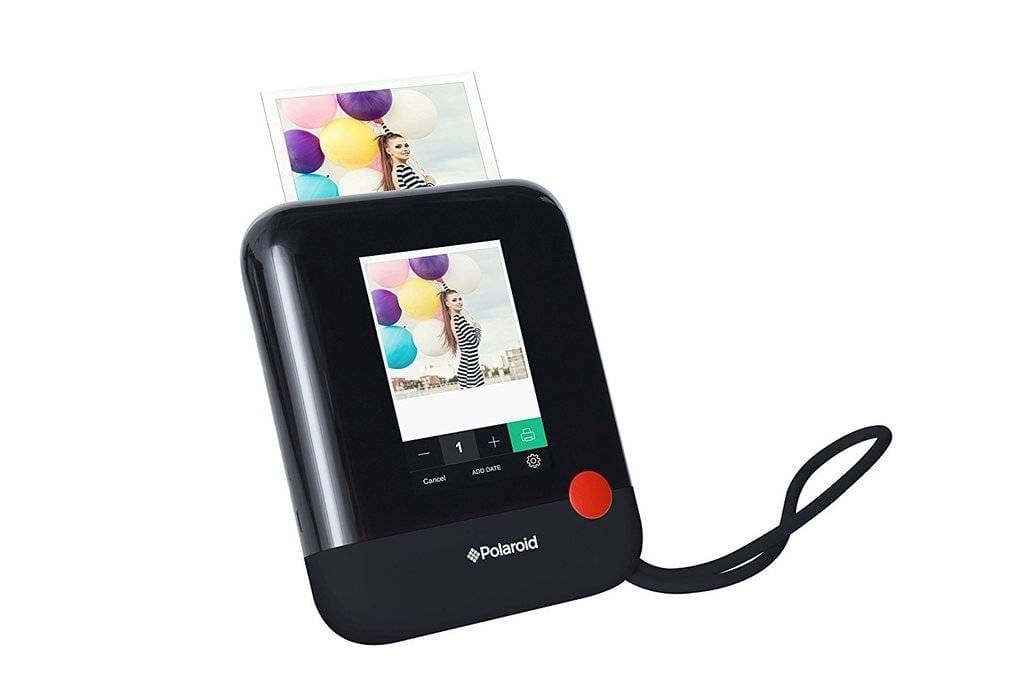 Polaroid Pop 2.0 2 in 1 Wireless Portable Instant 3x4 Photo Printer & Digital 20MP Camera with Touchscreen Display, Built-in Wi-Fi, 1080p HD Video (Black) - $97.49 + FS