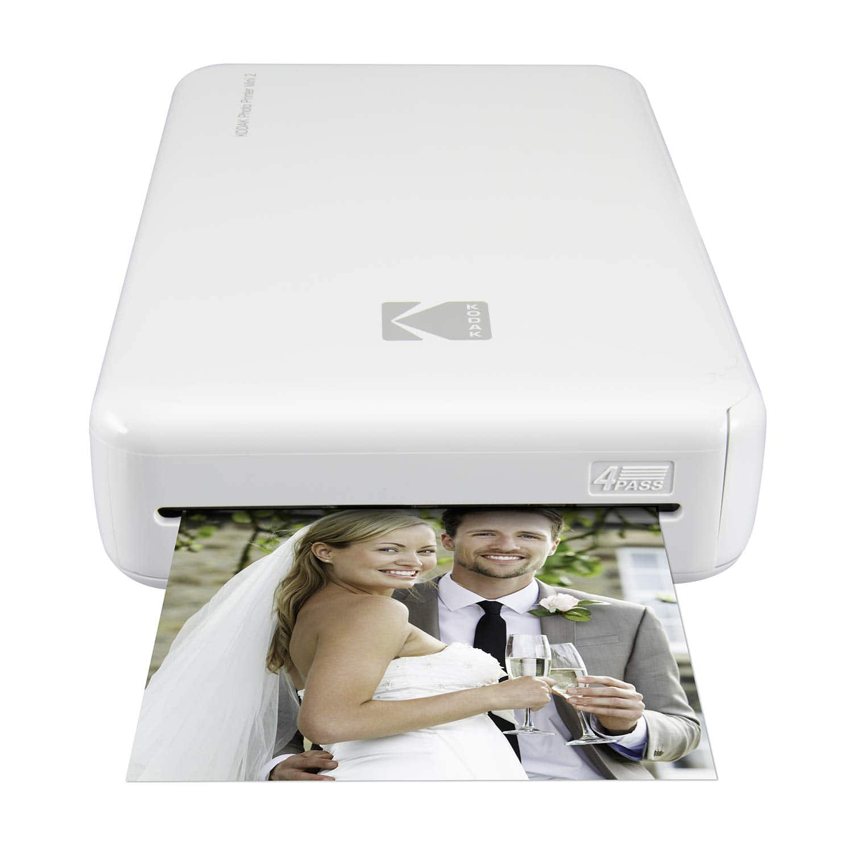 Amazon: Kodak Mini 2 HD Wireless Portable Mobile Instant Photo Printer - $61.53 + FS