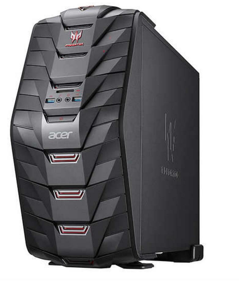 Acer Predator VR Ready Desktop PC - Intel Core i7-7700 | NVIDIA GeForce GTX 1070 8GB | 32GB DDR4 | 1TB HD | 256GB SSD | WIN10 $1099 @ Costco.com