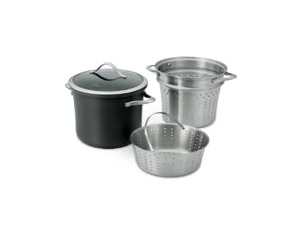 Calphalon: 15% Off Premier Space Saving, Ceramic, Nonstick & Stainless Cookwear Sets + Free Shipping