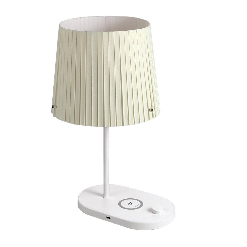 Sunvalley Brands via Amazon: TaoTronics Bedside Desk Lamp with Wireless Charging for $19.95 with Code. Free Shipping.