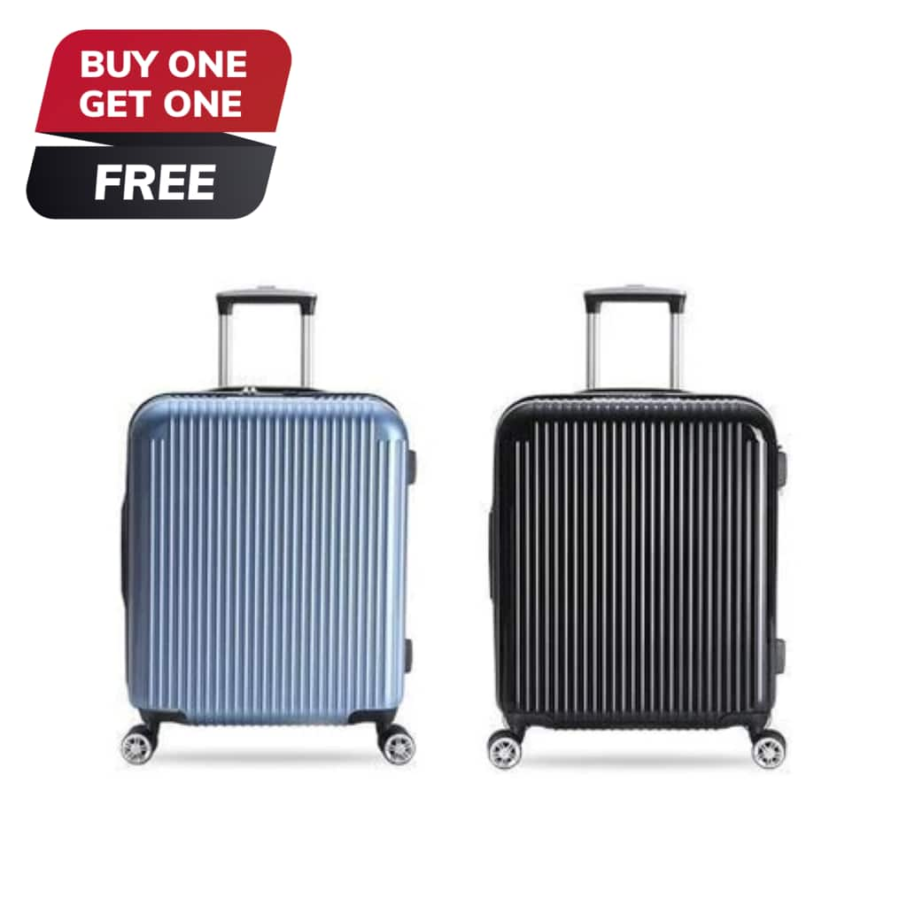 """Lifease: Two 20"""" Carry-On Luggage Suitcases for $79.99 + Free Shipping"""