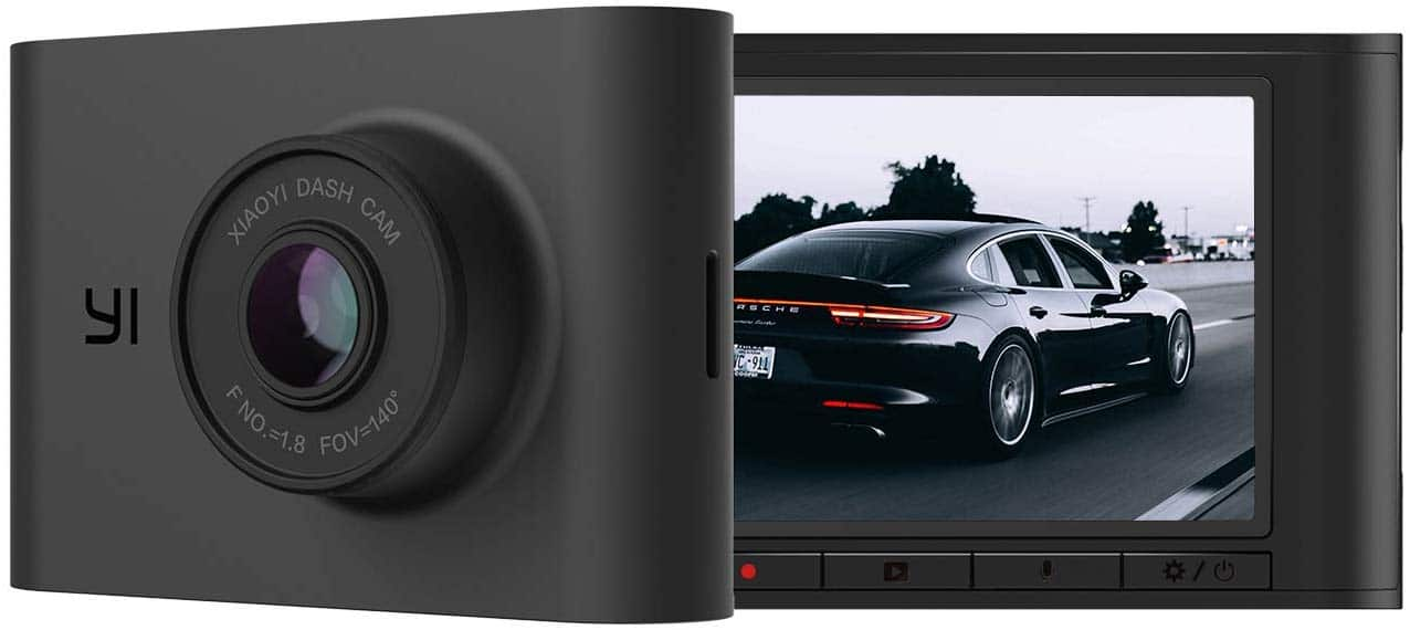 YiTechnology via Amazon: Nightscape Dash Cam for $50.99 with Code. Free Shipping.
