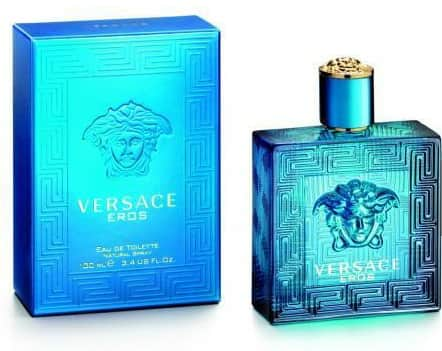 Valentineperfumecom via Ebay: Versace Eros Men's Cologne 3.4 Oz $37. Free Shipping