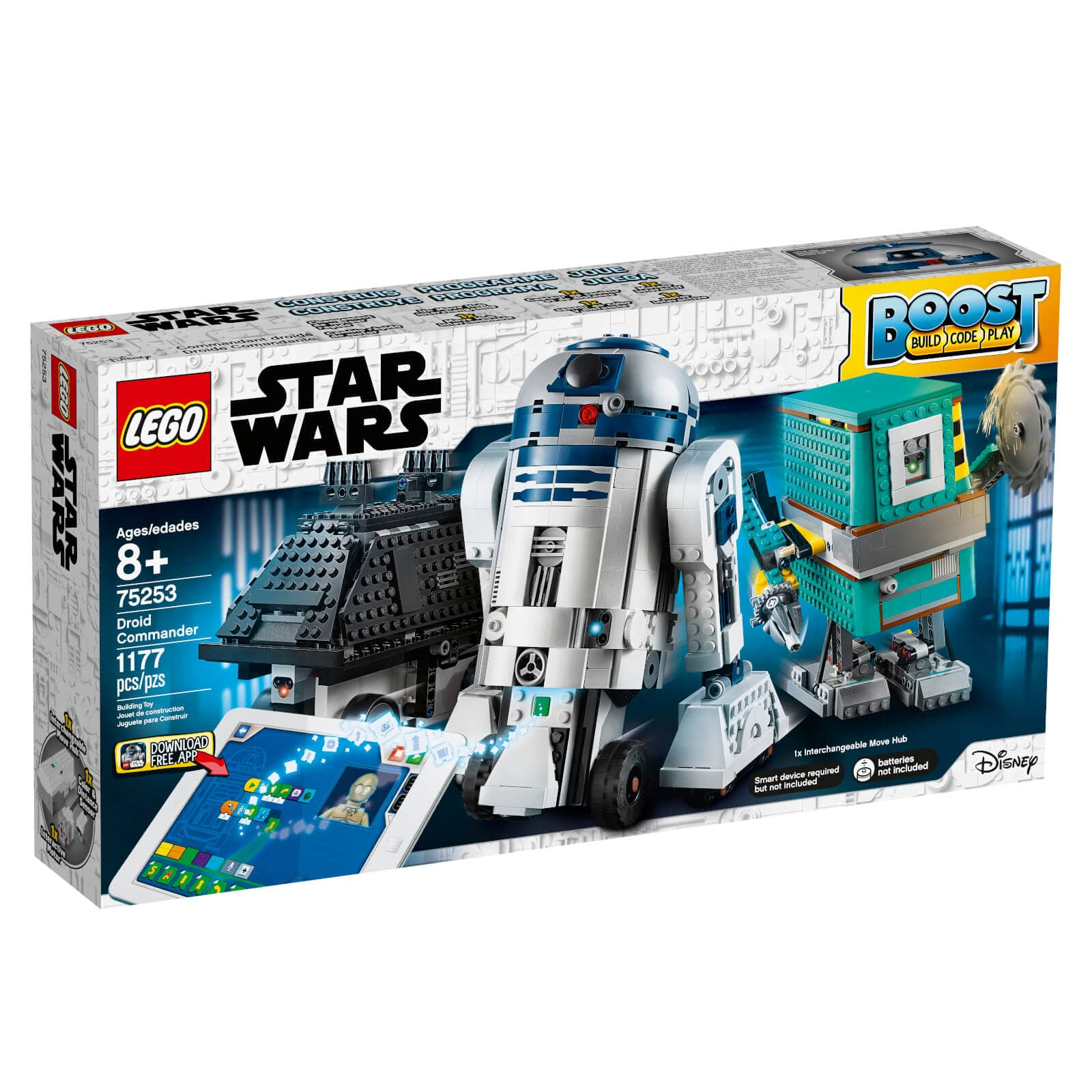 Zavvi: LEGO Star Wars: Boost Droid Commander $129.99 + Free Shipping with Code