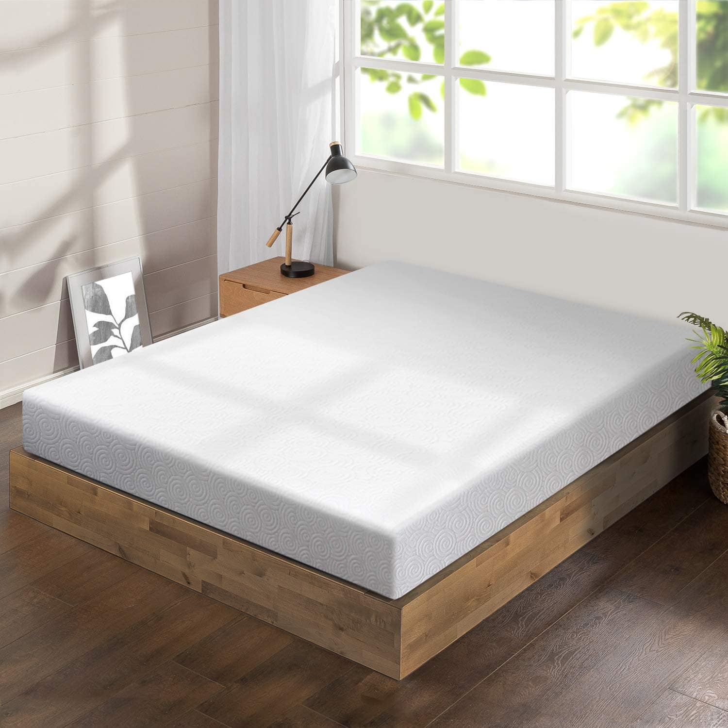 Best Price Mattress via Amazon: Queen-Size 7-Inch Gel Memory Foam Mattress for $225.00. Free Shipping.