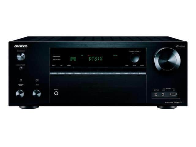 Onkyo TX-NR777 7.2 Channel Network A/V Receiver THX Certified $328