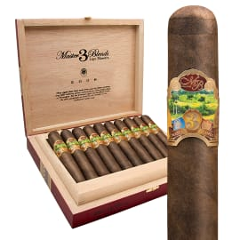 Oliva Master Blends no.3 Box of 20ct Blowout! As low as $3.49 per cigar... Save 72% + FREE Shipping! $69.99