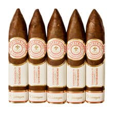 5 Montecristo Crafted by AJ Fernandez Figurado 4 × 52 $7+ tax + $7.99 shipping, after code SMILE for 30% off