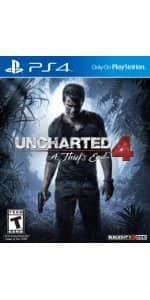 Uncharted 4: A Thief's End - Playstation 4 $48.99 on Amazon NO PRIME MEMBERSHIP NEEDED