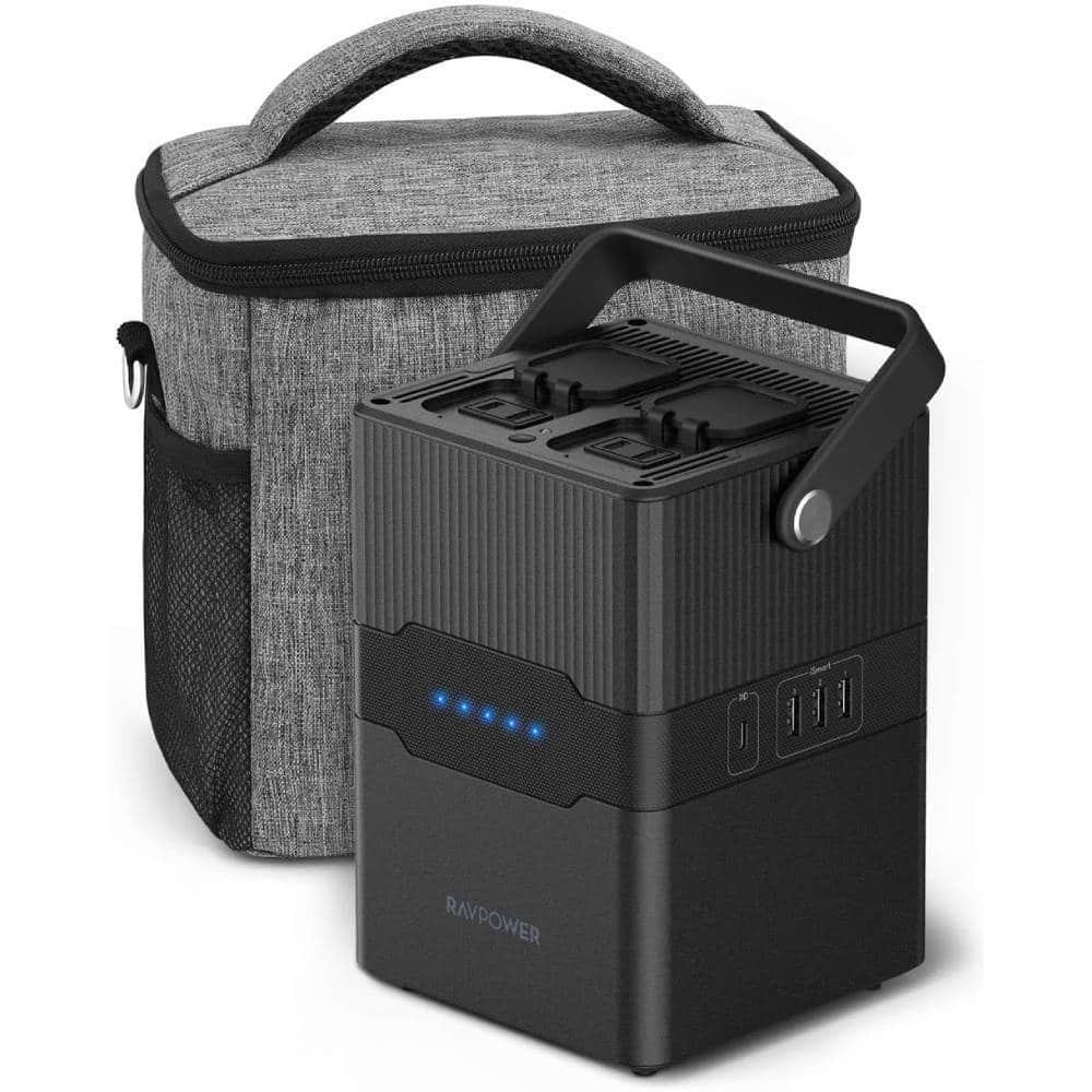 RAVPower Portable Power Station 252.7Wh Power House $187.99